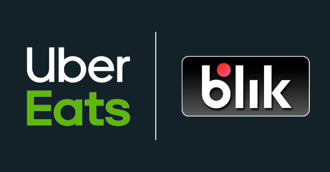 BLIK and Uber Eats join forces